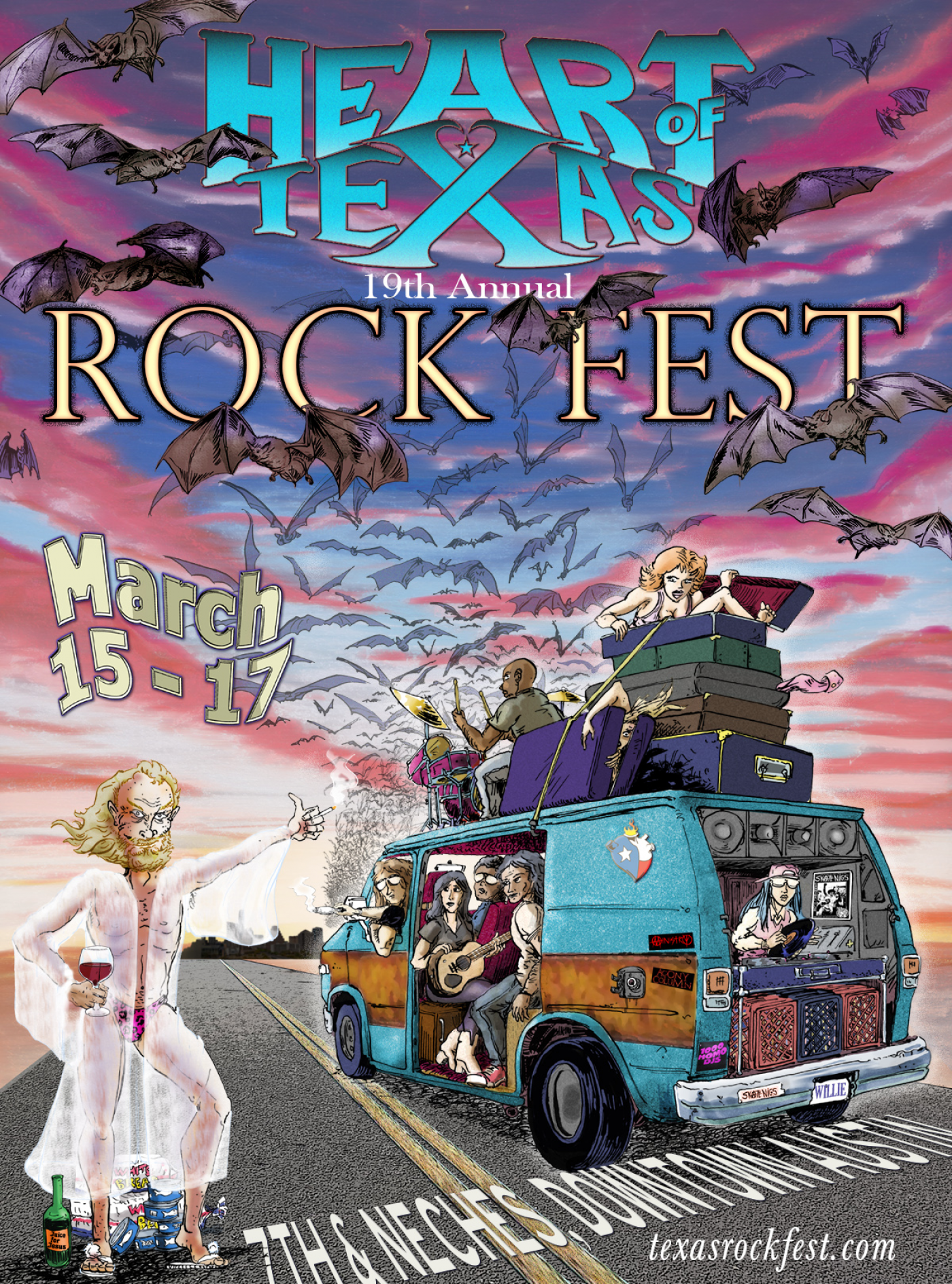 Heart of Texas Rockfest